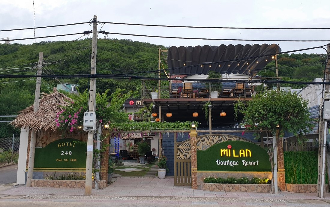 Mi Lan Boutique Resort